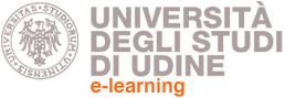 uniud elearning logo